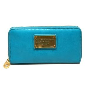 NWT Marc by Marc Jacobs leather wallet